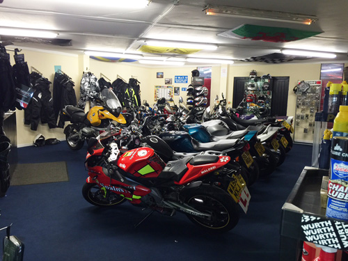 Bike Shop Pembrokeshire